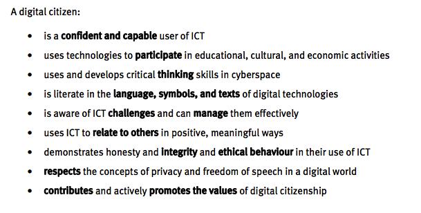 Citizenship in a Digital Age | Steve Mouldey